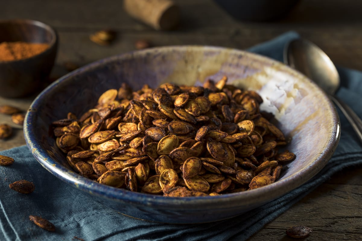 Chipotle Pumpkin Seeds