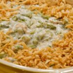 Spicy Green Bean Casserole