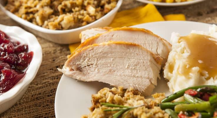 Spicy Turkey Gravy