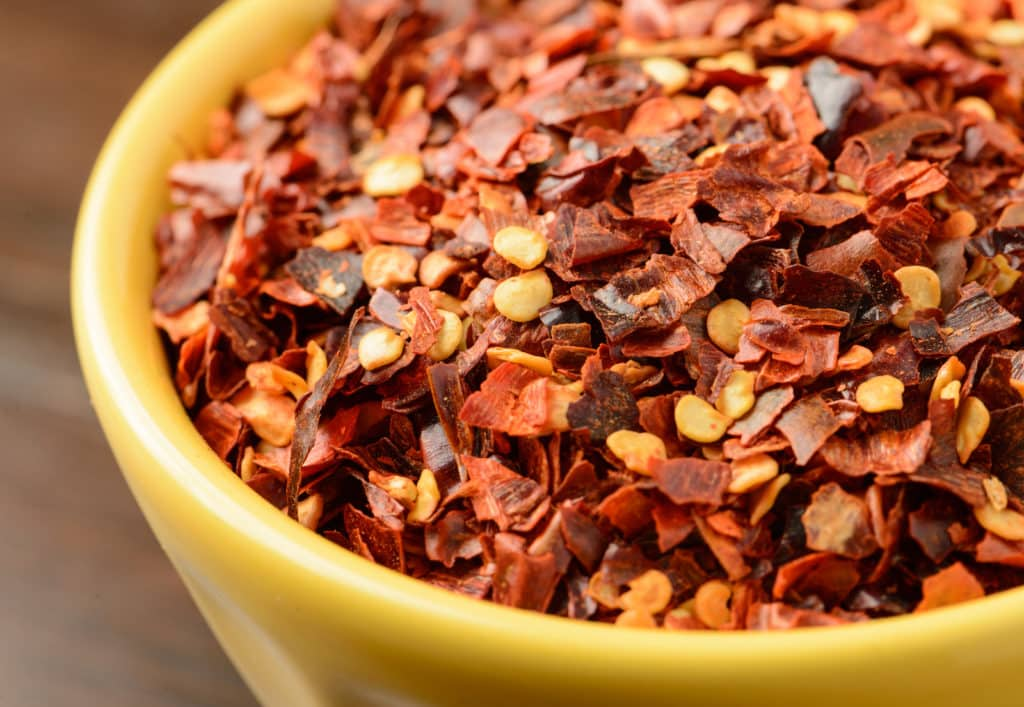 Crushed Red Pepper Nutrition
