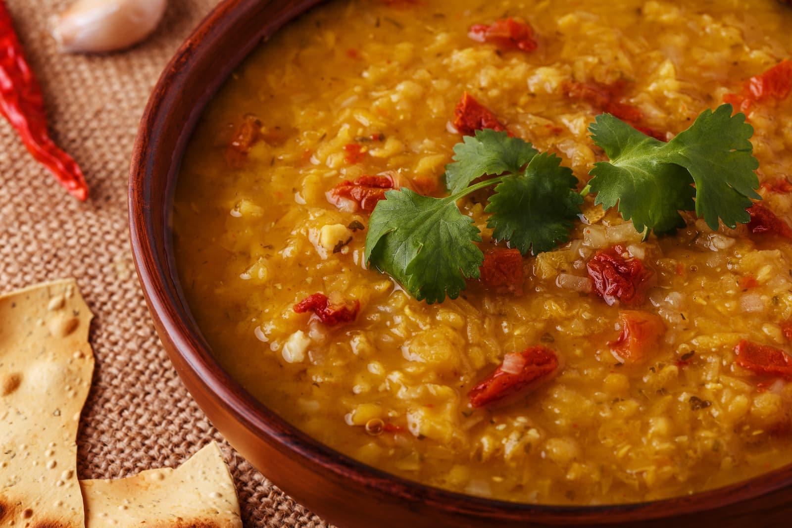 Moroccan Harira Soup