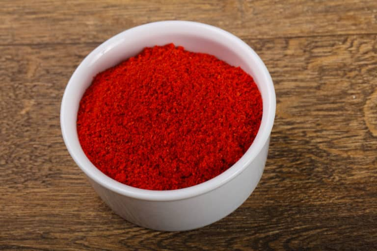 Hot paprika substitute