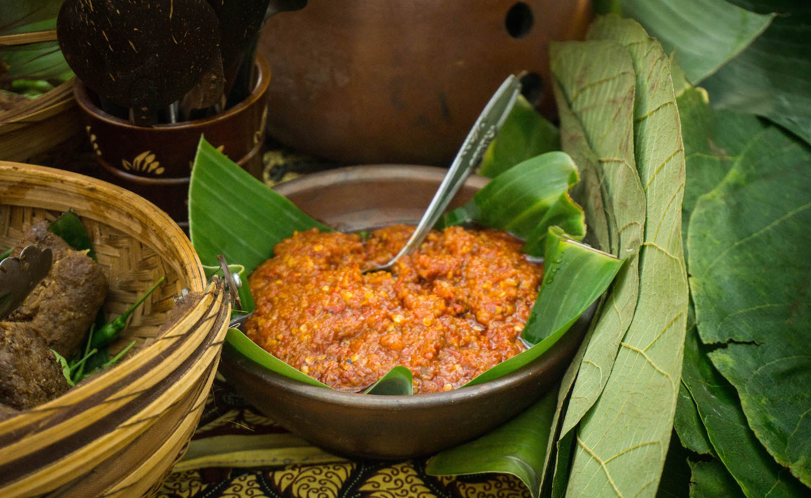 What Is Sambal Oelek?