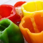 Why are bell peppers different colors