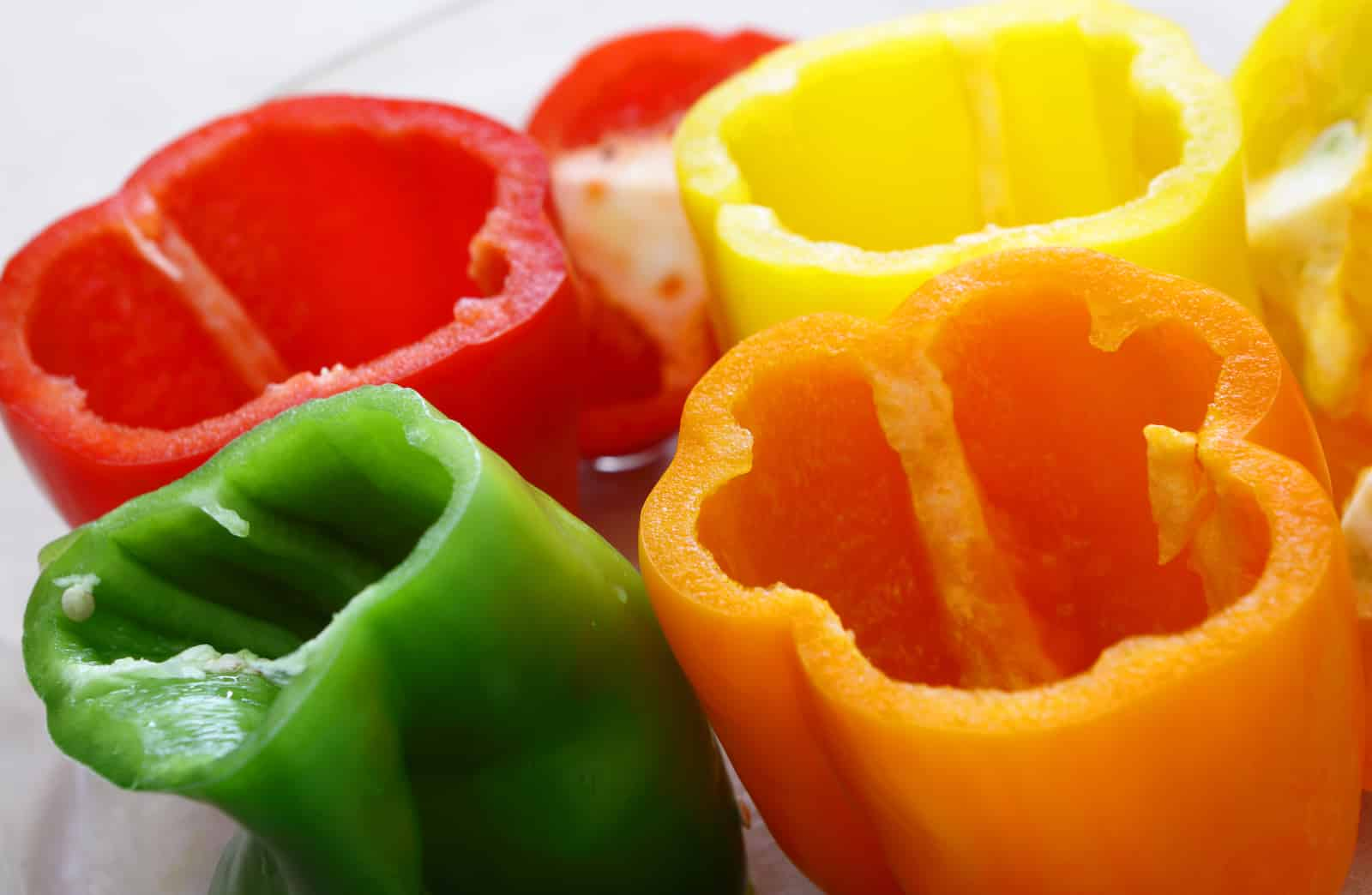 Why Are Bell Peppers Different Colors?