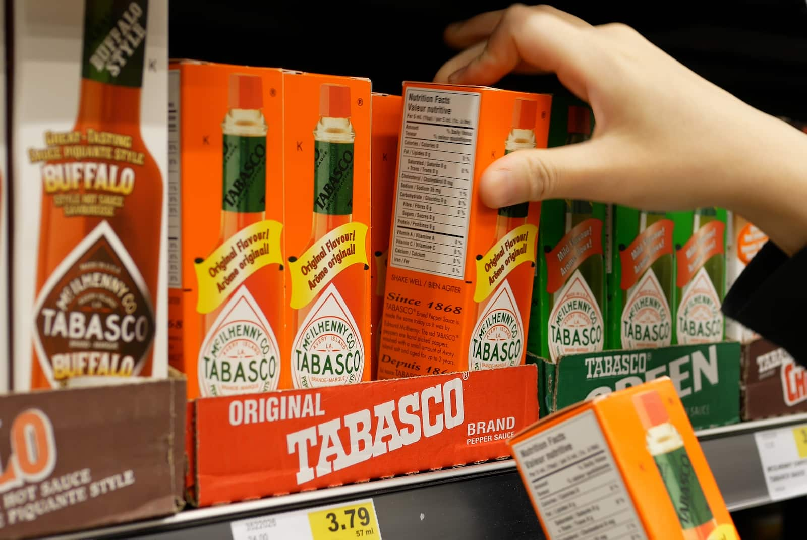 How Hot Is Tabasco?