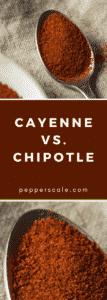 Cayenne V's Chipotle