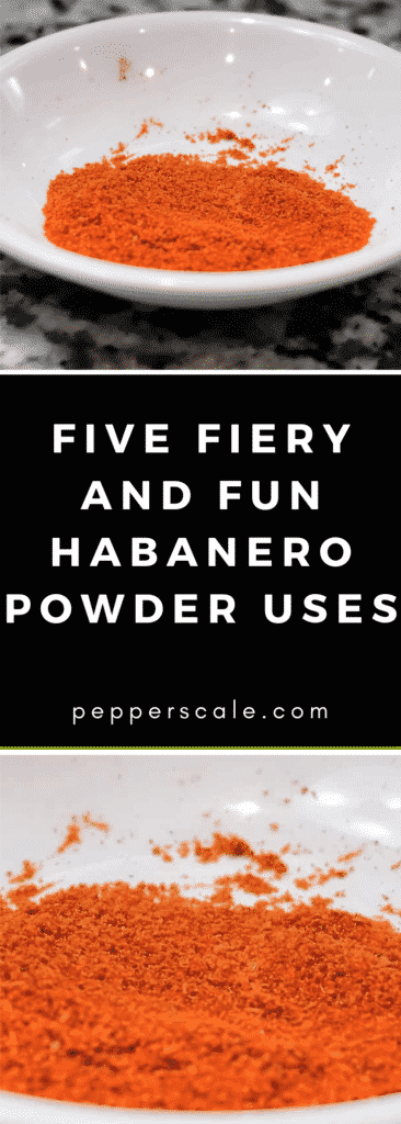 Five Fiery And Fun Habanero Powder Uses
