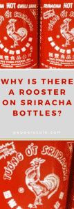 Why Is There A Rooster on Sriracha Bottles