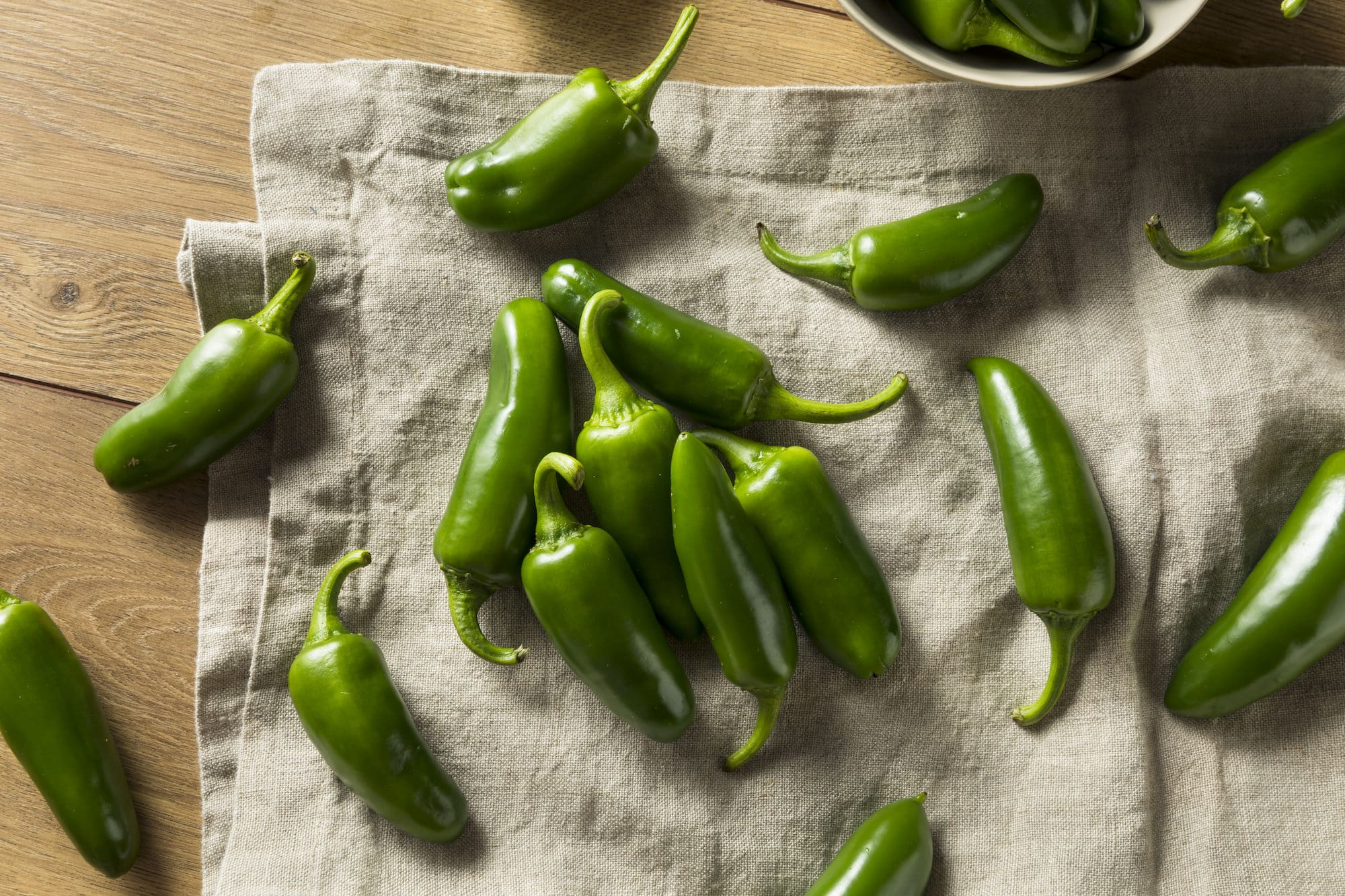 Jalapeño Varieties Are Many…And All Delicious