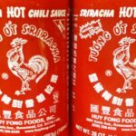 Why is there a rooster on sriracha sauce