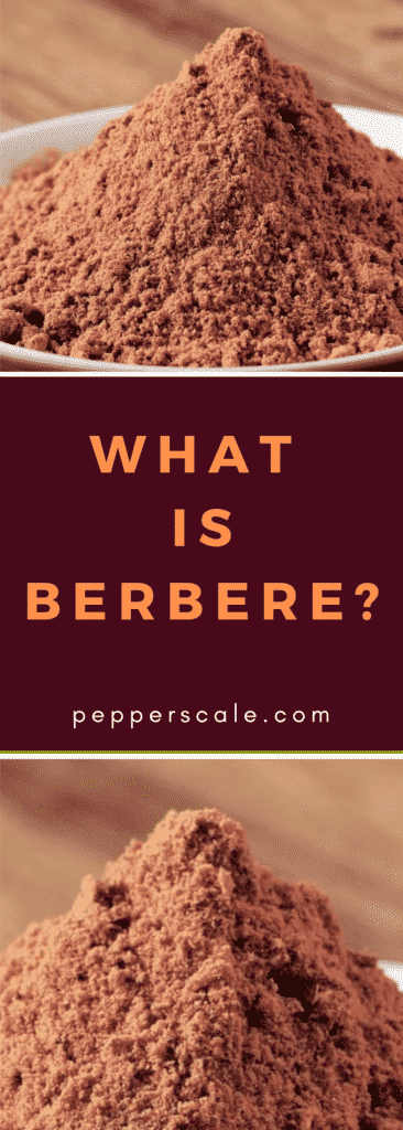 What Is Berbere