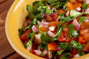 Can you freeze pico de gallo?