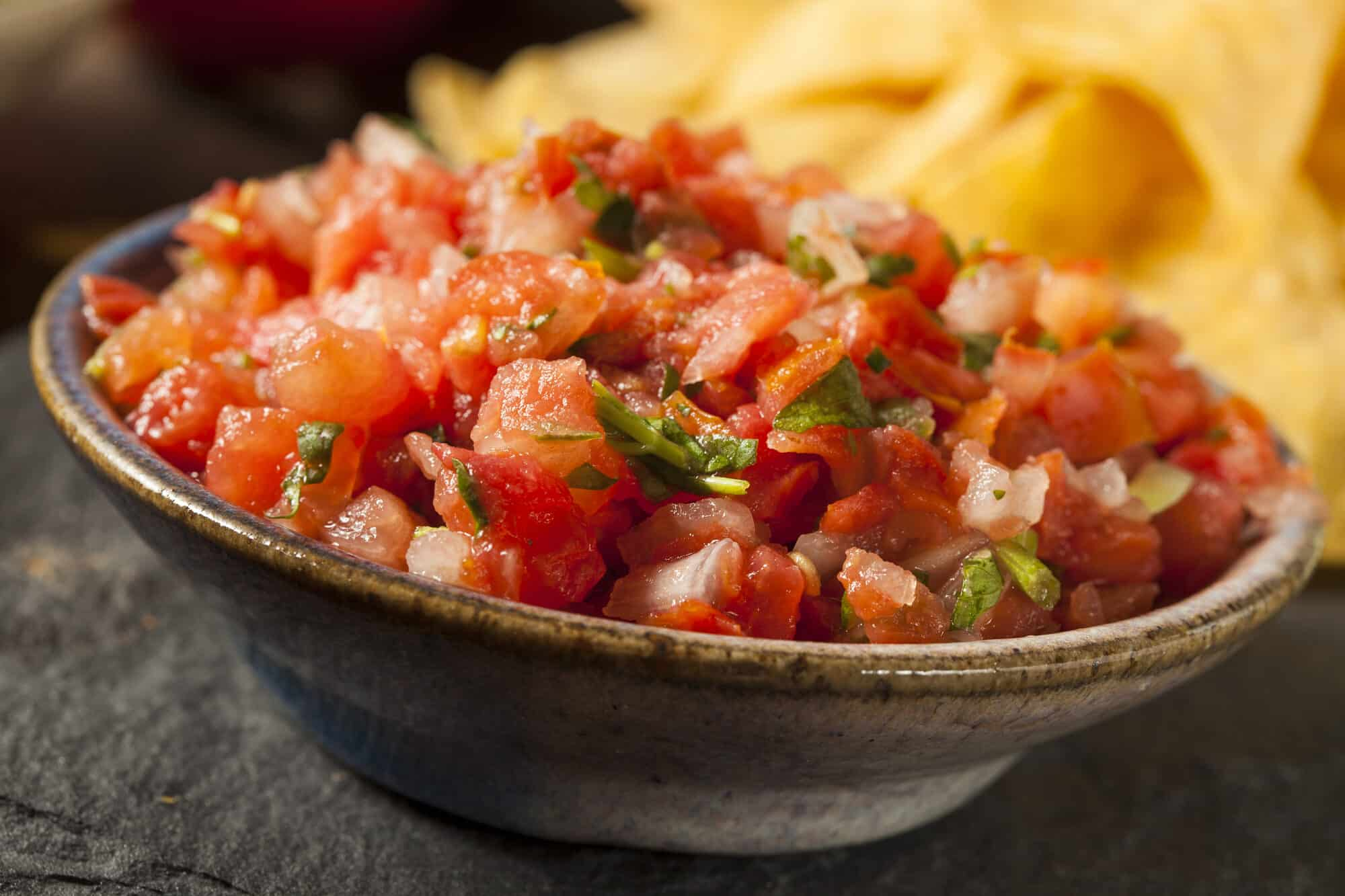 Six Types Of Salsa That You Should Know