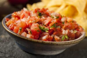 Types of Salsa