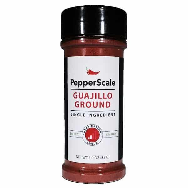 Guajillo powder