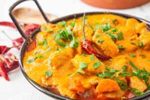 How to make curry spicier