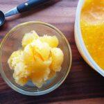 Habanero Orange Sorbet