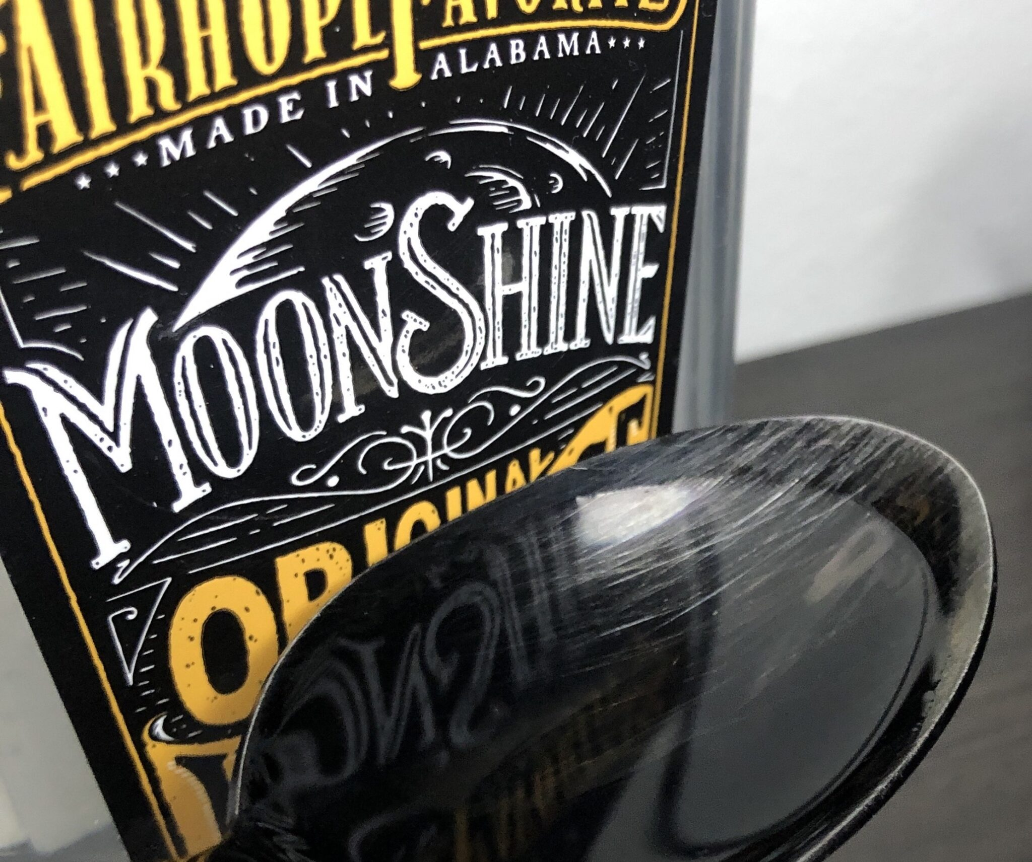 Fairhope Favorite's Original Moonshine Hot Sauce