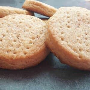 Easy Chipotle Shortbread