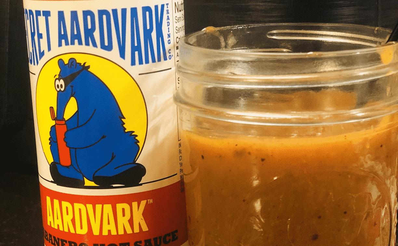Secret Aardvark giveaway
