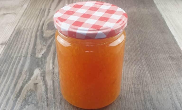 Spicy Morning Marmalade