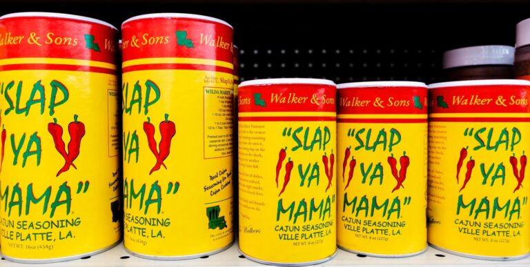 Slap Ya Mama Seasonings