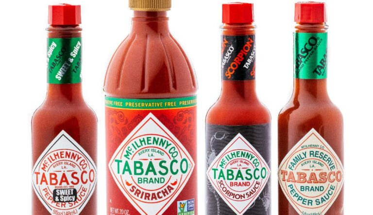 Tabasco Hard to Find Sauce Set