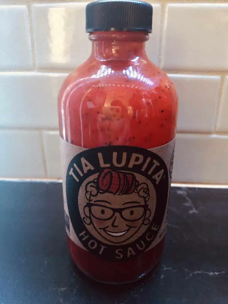 Tia Lupita Hot Sauce