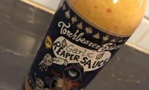 Torchbearer Garlic Reaper Sauce logo