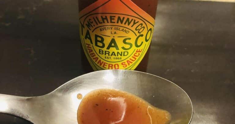 Tabasco Habanero Hot Sauce
