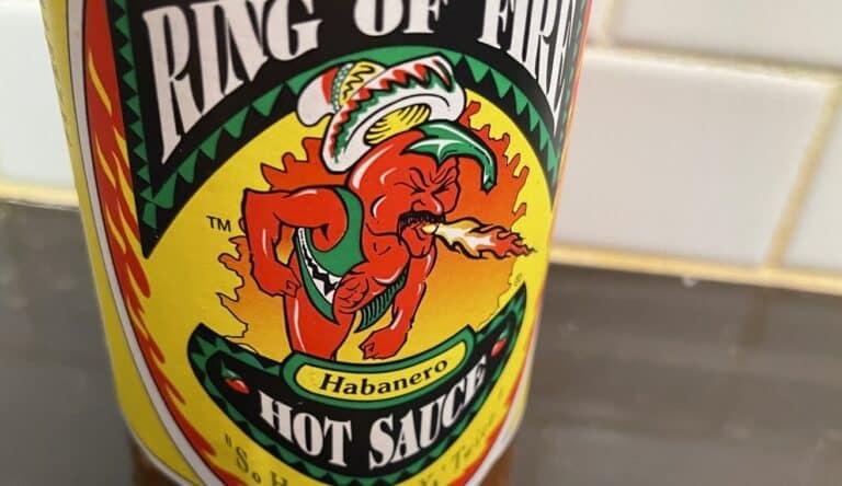 Ring of Fire Habanero Hot Sauce