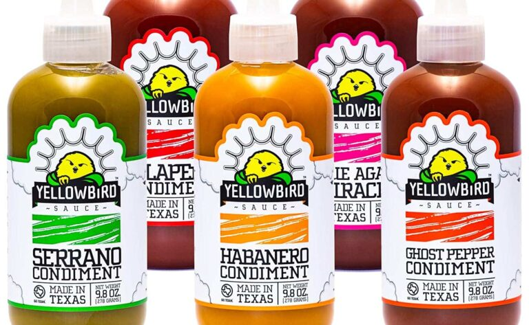 Hot Sauce Variety Pack by Yellowbird