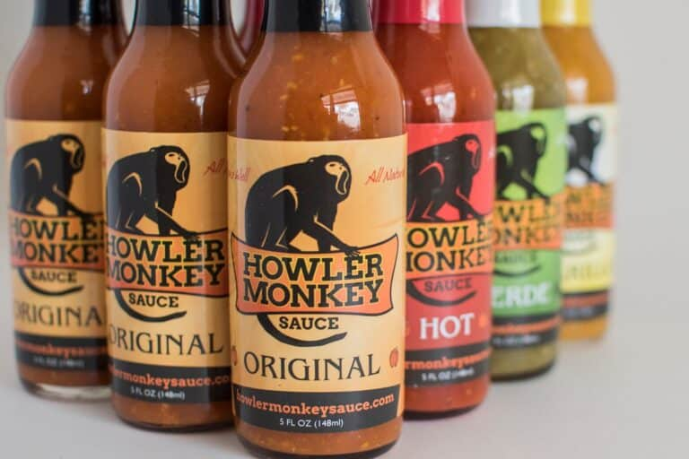 Howler Monkey Hot Sauces