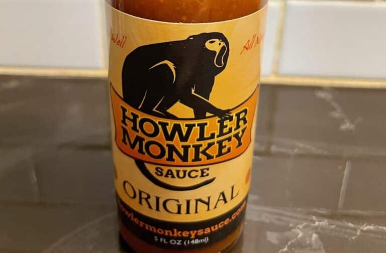 Howler Monkey Hot Sauce - Original