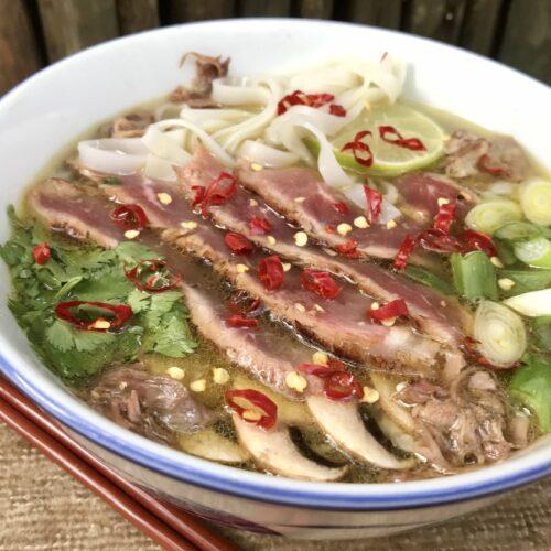 Spicy Pho Bo
