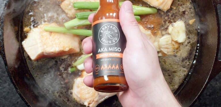 Aka Miso Ghost Reaper Hot Sauce Giveaway