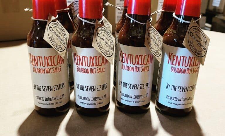 Kentuxican Bourbon Hot Sauce
