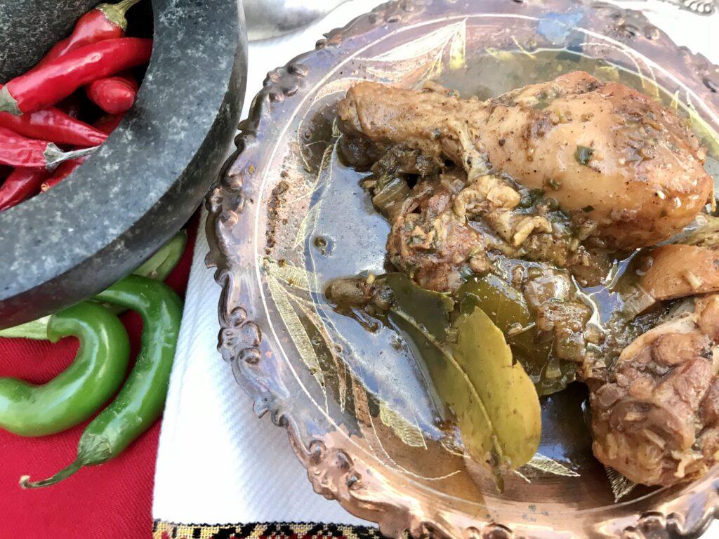 Andhra Chicken Curry — Spicy Kodi Kura