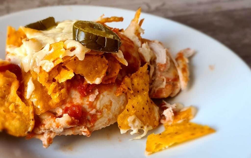 Spicy Fiesta Lime Chicken