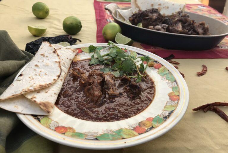 Mexican Lamb Birria